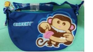 borsetta scimmia