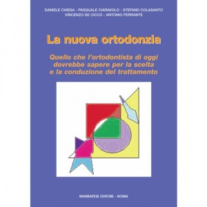 copertina volume La nuova ortodonzia - Ferrante